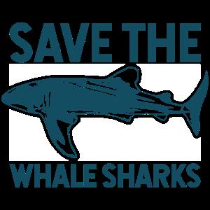 Walhai-Leben