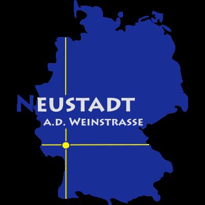 neustadt - Neustadt an der Weinstraße. - Weinstraße,Weinstadt,Weinkönigin,Weinbau,Speyerbach,Rheinland-Pfalz,Rhein,Neustadt,Haardt,Floßbach