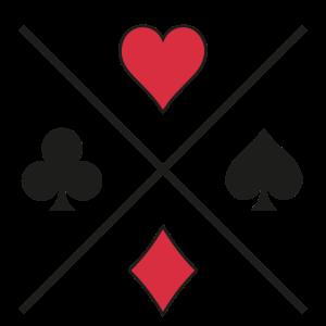 Poker Karten Symbol Kreuz Pik Herz Karo