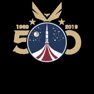 Apollo 11 Raumfahrt Geschenk