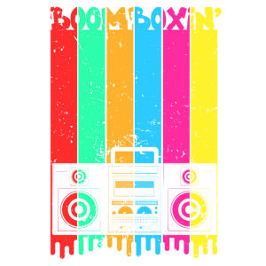 Retro Vintage Musik Design Kassettendeck