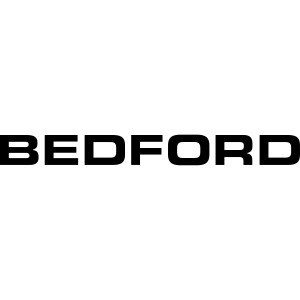 Bedford script emblem - Autonaut.com