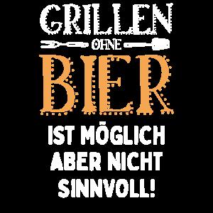 Grillen ohne Bier Ist moeglich Aber nicht sinnvoll