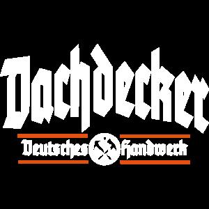 Dachdecker Deutsches Handwerk