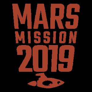 Mars Mission 2019