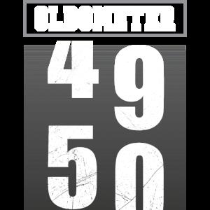 1969 50. Geburtstag 50 Jahre Oldometer Geschenk
