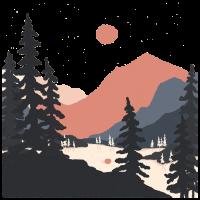 Die Geometrie des Sonnenaufgangs