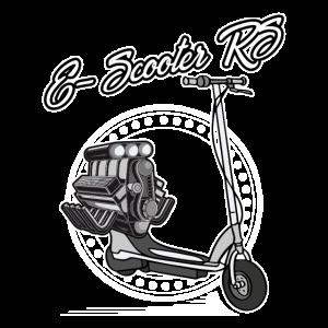 Escooter aufgemotzt
