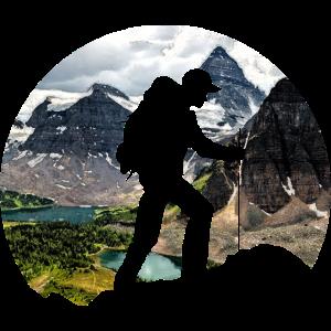 Outdoor Adventures Wandern Hiking Mountain Berg