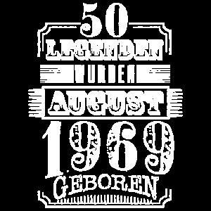 50. Geburtstag Deko Geschenkideen Jahrgang August
