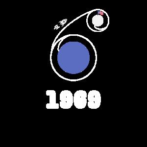 50 Jahre Mondlandung 1969