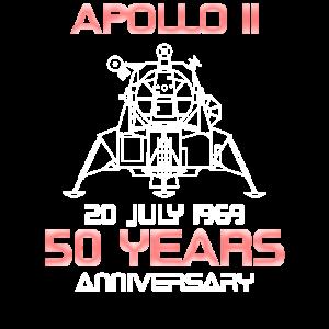 Apollo 11 50 Jahre