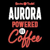 Aurora Angetrieben durch Kaffee