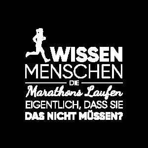 Marathon Laufen Spruch Lustig Motivation Sport