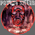 Psycho Killer (White & Red)