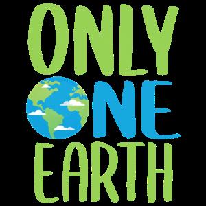 Nur eine Erde Umweltschutz Klimaschutz Ökologie