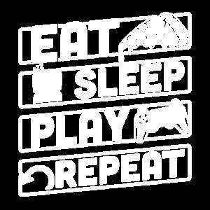 Eat sleep play repeat