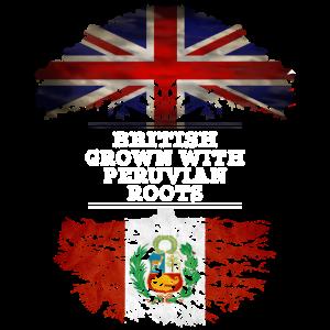 Briten gewachsen mit peruanischen Wurzeln