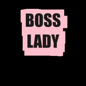 Boss Lady Frau Girl Woman Chef