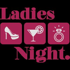 Ladies Night - Bridalshower - Team Braut