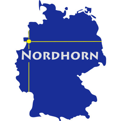 nordhorn - Nordhorn in der Grafschaft Bentheim glegen. - Vechtesee,Vechte,Nordhorn,Niedersachsen,Bentheim