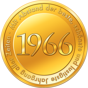 Goldmedaille 1966