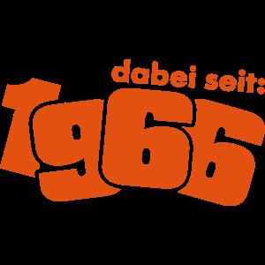 Dabei seit 1966