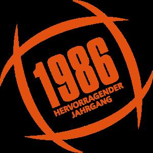 Hervorragender Jahrgang 1986 geboren