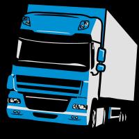 Truck LKW aufleger