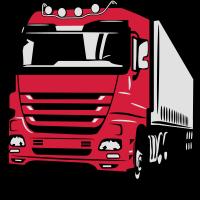 Truck LKW fahren