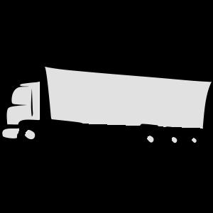 Truck LKW stilisiert