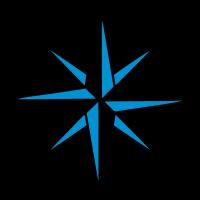 Kompass rosette