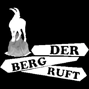 Steinbock für Bergsteiger