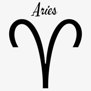 Aries Sternzeichen T-Shirt