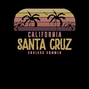 70er 80er CA Santa Cruz T-Shirt