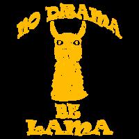 No Drama Be Lama