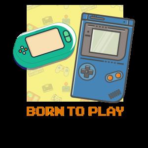 Geboren zum spielen