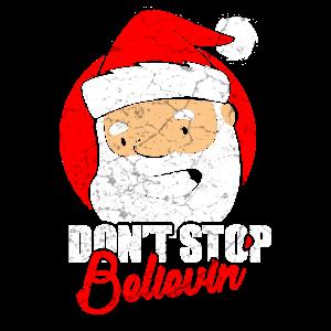 Weihnachtsmann Santa Claus Nikolaus