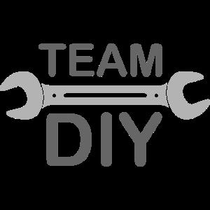 team diy heimwerker craftsman werkstatt