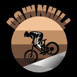 Downhill Biker Mallorca Sport Team Geschenkidee