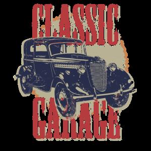 CAR Classic Garage