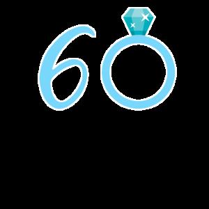 Diamantenhochzeit Hochzeitstag Spruch Geschenk