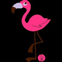 Flamingo (3c)