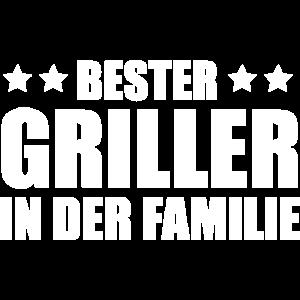 Cooler Grill Spruch Bester Griller