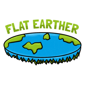 Flat Earther | Vintage Design