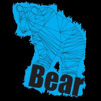 Blauer Bär
