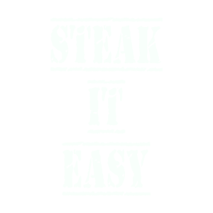 Steak It Easy Grillmeister Barbeque Steak Smoker