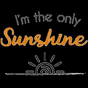 Sonneschein - Sonnenstrahl - ich strahle für dich