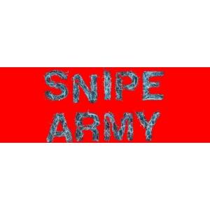 Snipe Army Box Logo