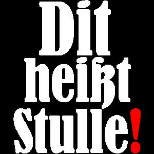 Berliner Mundart Schnauze,berlinerisch, Stulle